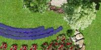 Ландшафтен проект, частен имот - гр. Добринище